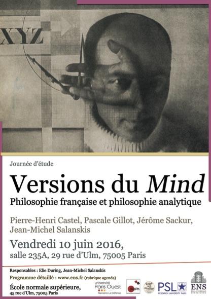 Juin 10 2016 Affiche Mind