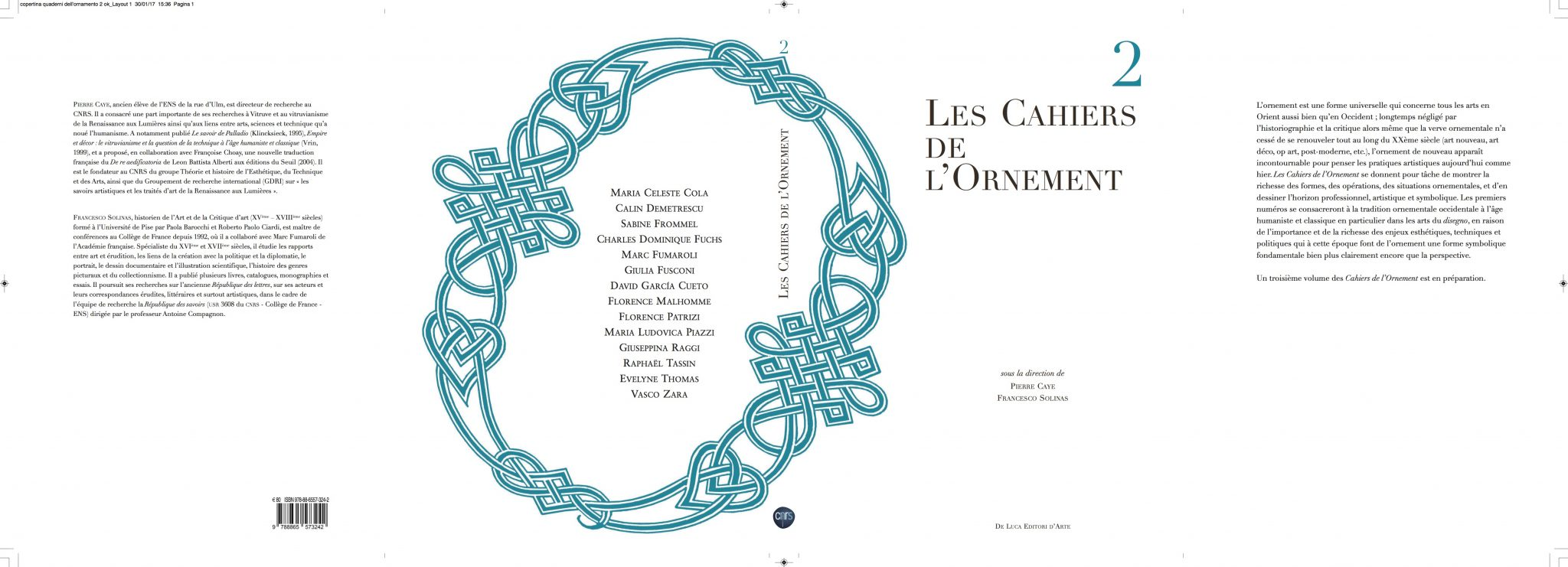 CAHIERS II COUVERTURE